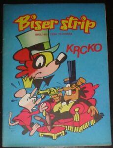 Chlorophylle / Krcko / Biser strip 66 / Yugoslavia 1985 / Macherot
