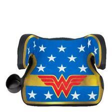 KidsEmbrace Backless Booster Car Seat, Dc Comics Wonder Woman