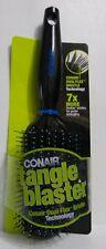 Conair Tangle Blaster Dual Flex Bristle Brush, Two Level Bristles #86262
