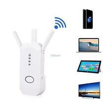 750Mbps Dual Band 2.4G/5G 802.11 WiFi Wireless Router Repeater Signal Booster US