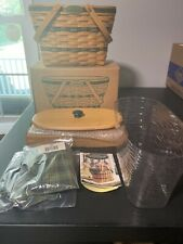 Longaberger 1997 Traditions Fellowship Basket All New In Box