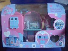 BNIB Tatty Teddy and Blue Nose Friends - Tatty Teddy's Heart House & Tatty Teddy