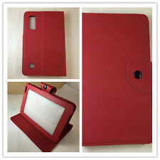 "FUNDA CARCASA TABLET BQ MAXWELL 2 7.0 LITE 7"" FNAC SOSTENIBLE COLOR ROJO"
