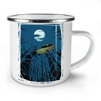 Car Dreams NEW Enamel Tea Mug 10 oz | Wellcoda