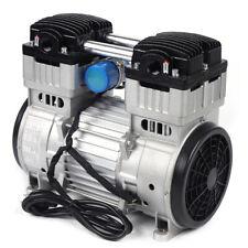 1100w Oilless Diaphragm Vacuum Pump 7cfm Oil Free Mute Durable Low Noise Us Plug