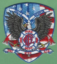 CHICAGO FIRE DEPARTMENT ENGINE 32 TRUCK 60 COMPANY PATCH