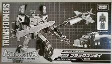Transformers Legends LG EX Black Convoy RID Scourge voyager Takara MISB in USA