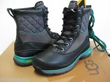 UGG CARORA WATERPROOF WOMEN BOOTS BLACK  US 5.5 /UK 4 /EU 36.5 /JP 22.5