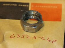 AERMACCHI  HARLEY 63528-66P GAS VALVE NUT NOS OEM  SPRINT GOOD FINISH