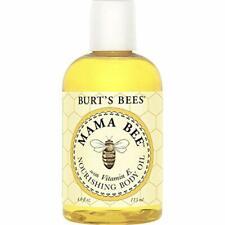 Burts Bees 100% Natural Mama Bee Nourishing Body Oil New Fast Free Shipping