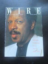 1987 THE WIRE MAGAZINE ORNETTE COLEMAN