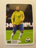 2018 World Cup Stars Marcelo team Brazil Real Madrid