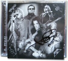 Steven Tyler Signed Autographed CD Cover Aerosmith O, Yeah JSA M53465