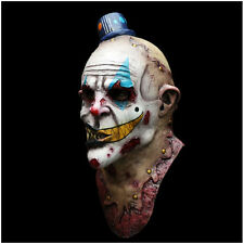 MIME ZACK LATEX BLOODY SCARY CLOWN MASK HALLOWEEN DECORATION COSTUME FAST SHIP!