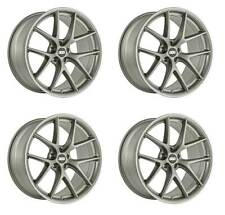 4 BBS CI-R wheels 9,5x20 10,5x20 ET40/39 114,3x5 PLATSW for Ford Mustang