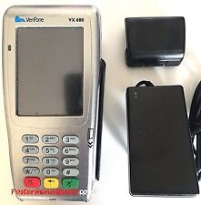 Verifone VX680 GPRS Credit Card Reader Pos Terminal TPE **Unblocked**