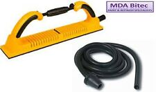 Mirka Flexible Hand Sanding File / Block 70mm x 400mm + Hose For Dust Extraction
