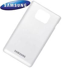 Copri Batteria Cover Posteriore originale per Samsung Galaxy S2 I9100 SII bianco