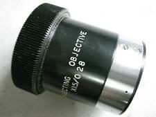 Ealing Beck x15/0.28 Adjustable Reflecting Objective 15x