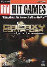 GALAXY COMMANDER: Edge of Chaos - USK 6 - PC - NEU & OVP