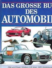 Fachbuch Das Grosse Buch des Automobils Delphin Verlag über 1600 Abbildungen