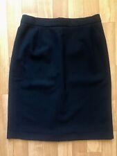 MEXX black pencil skirt UK8 XS  34
