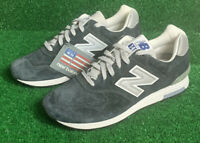 New Balance Men's Size 11.5 M1400NV J. Crew Navy Blue Made in USA Shoes