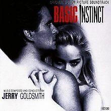 Basic Instinct von Ost, Goldsmith,Jerry | CD | Zustand gut