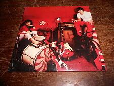 White Stripes 2001 CD SAMPLER 3 Song PROMO ONLY USA ISSUE