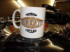 Thundercity Motorcycles 10th Anniversary Mug.