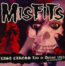 Misfits Last Caress-Live in Detroit 1983-LP/Vinyl-Limited