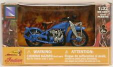 NEWRAY 1:32 DIECAST - MOTORCYCLE INDIAN SCOUT RACER ( 1929 )