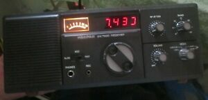 HEATHKIT SW 7800 Receiver Ham Radio Transceiver base station digital display