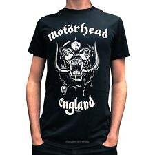 Official Motorhead Mens Music T-shirt England EP Album Cover Rock Heavy Metal XL