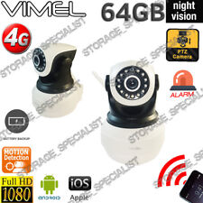 4G Camera Wireless Alarm System Live View 3G Country Farm Motion Activated