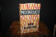Moonraker by Ian Fleming First Edition Library 1983 HC