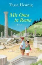 Mit Oma in Roma ► Tessa Hennig (2016, Taschenbuch)  ►►►UNGELESEN
