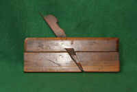"FINE Antique Vintage Thos. Machin, London 1/2"" COD Moulding  Plane Inv#EB33"