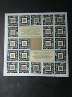 PAYS-BAS 1991, BLOC FEUILLET timbre 1390, NOEL, CHRISTMAS, NOUVEL AN, neuf**