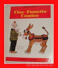 Camillo Moscati CINE FUMETTO COMICO Lo Vecchio
