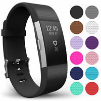 New Replacement Smart Watch Bands Strap Bracelet Wrist Band For Fitbit Charge 2