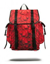 SPRAYGROUND RED WING RECON MILITARY MONEY URBAN BACKPACK LAPTOP BOOK BAG