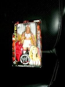 WWE DAWN MARIE AS TORRIE WILSON'S DAD'S NURSE FIGURE SEALED IN ORIGINAL PACKAGE