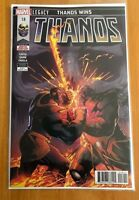 Thanos #18 Main Cover A 1st Print Donny Cates Marvel Legacy 2018 NM+