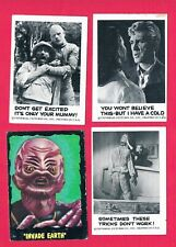 Spook Stories Cards 1961 Leaf Brands Inc. Chicago and Outer Limits 1964 Topps#24