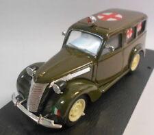 Modellini statici di auto , furgoni e camion ambulanze scatola chiusi marca Brumm