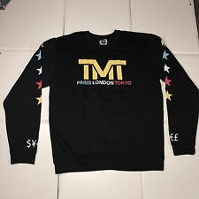 Official TMT Floyd Mayweather Money Team Best Ever Crewneck Limited 3XL Paris LA