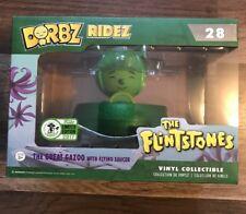 Funko Dorbz Ridez Flintstones Great Gazoo 2017 ECCC Exclusive OFFICIAL STICKER 2