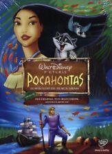 DISNEY DVD Pocahontas - i capolavori del musical raro cofanetto