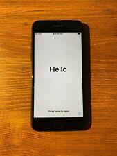 Apple iPhone 7 256gb black A1778 used REFURBISHED unlocked updated USA 2017